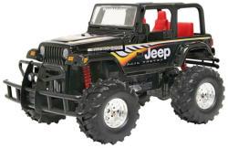 New Bright Jeep Wrangler terepjaró 1/10