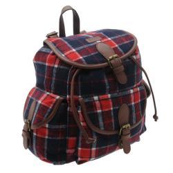 SoulCal Buckle hátizsák - kockás