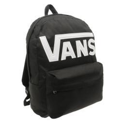 Vans Old Skool Logo hátizsák - fehér - fekete