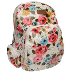 Kangol Rose hátizsák - virágmintás