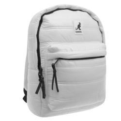 Kangol bélelt hátizsák - fehér