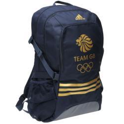 Adidas Team GB hátizsák - arany - tengerészkék