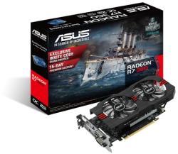 ASUS Radeon R7 360 2GB GDDR5 128bit PCIe (R7360-2GD5-V2)
