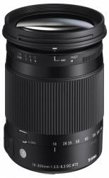 SIGMA 18-300mm f/3.5-6.3 DC Macro OS HSM Contemporary (Nikon)