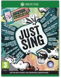 Ubisoft Just Sing (Xbox One)