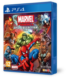 Zen Studios Marvel Pinball Epic Collection Vol. 1 (PS4)