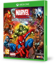 Zen Studios Marvel Pinball Epic Collection Vol. 1 (Xbox One)