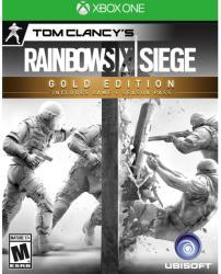 Ubisoft Tom Clancy's Rainbow Six Siege [Gold Edition] (Xbox One)