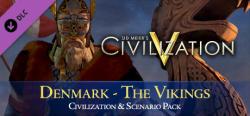 2K Games Sid Meier's Civilization V Civilization & Scenario Pack Denmark The Vikings (PC)