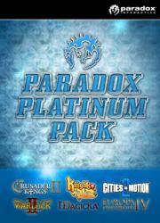 Paradox Interactive Paradox Platinum Pack (PC)