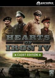 Paradox Hearts of Iron IV [Cadet Edition] (PC)