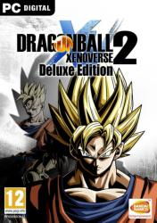 Namco Bandai Dragon Ball Xenoverse 2 Deluxe Edition DLC (PC)