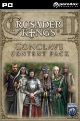 Paradox Crusader Kings II Conclave Content Pack (PC)