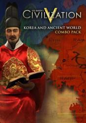 2K Games Sid Meier's Civilization V Korea and Wonders of the Ancient World Combo Pack (PC)