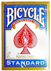 The United Stated Playing Card Company Bicycle Rider Back Standard