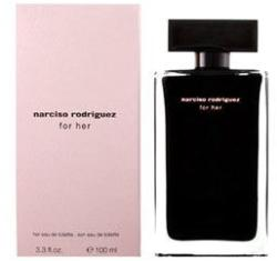 Narciso Rodriguez For Her (Refills) EDT 4x15ml