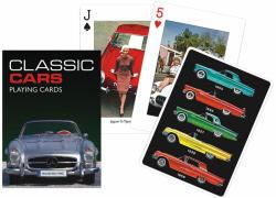 Piatnik Classic Cars - Klasszikus autók römikártya 1*55 lap