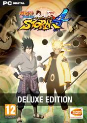 Namco Bandai Naruto Shippuden Ultimate Ninja Storm 4 [Deluxe Edition] (PC)