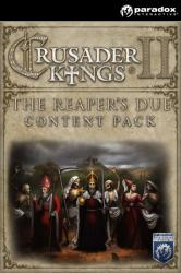Paradox Crusader Kings II The Reapers Due Content Pack (PC)