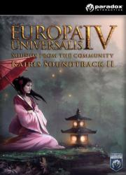 Paradox Europa Universalis IV Sounds from the Community Kairis Soundtrack II (PC)