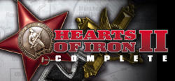 Paradox Hearts of Iron II Complete (PC)