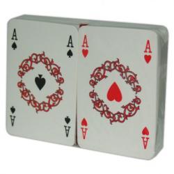 Francia kártya (celofán csomagolásban)