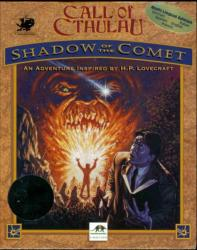 Infogrames Call of Cthulhu Shadow of the Comet (PC)