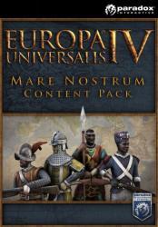 Paradox Europa Universalis IV Mare Nostrum Content Pack (PC)