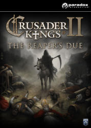 Paradox Crusader Kings II The Reaper's Due (PC)