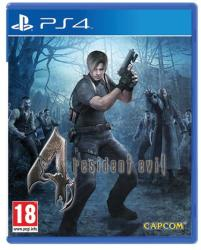 Capcom Resident Evil 4 (PS4)
