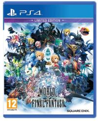 Square Enix World of Final Fantasy [Limited Edition] (PS4)