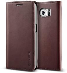 VERUS Samsung Galaxy S6 Edge Genuine Leather