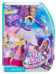 Mattel Barbie - Csillagok között - Sal-lee baba légdeszkával (DLT23)