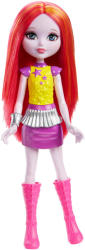 Mattel Barbie - Csillagok között mini figurák - pink hajú űr Chelsea baba (DNC00)