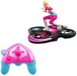 Mattel Barbie - Csillagok között - Barbie távirányítós lebegő deszkán (DLV45)