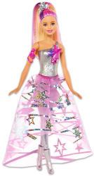 Mattel Barbie - Csillagok között - Űr Barbie csillagruhában (DLT25)