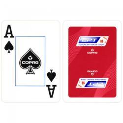 Copag EPT JUMBO FACE 100% Plasztik pókerkártya