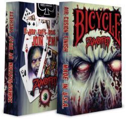 Bicycle Zombified pókerkártya