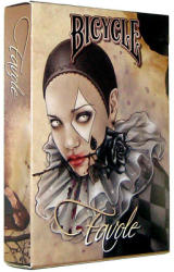 Bicycle Favole pókerkártya