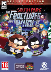 Ubisoft South Park The Fractured But Whole [Deluxe Edition] (PC)