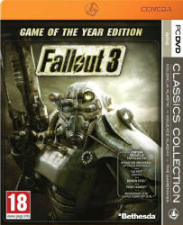 Bethesda Fallout 3 [Game of the Year Edition-Classics Collection] (PC)