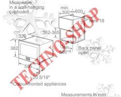 Bosch HMT85ML53