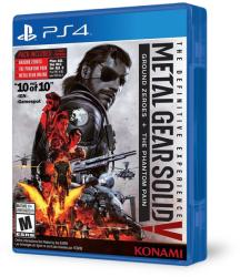 Konami Metal Gear Solid V [The Definitive Experience] (PS4)