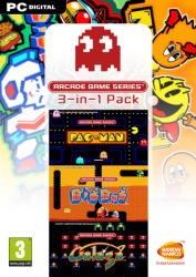 Namco Bandai Arcade Game Series 3-in1 Pack (PC)