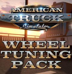 Excalibur American Truck Simulator Wheel Tuning Pack DLC (PC)