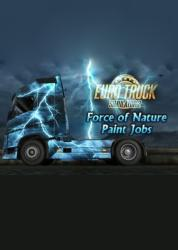 SCS Software Euro Truck Simulator 2 Force of Nature Paint Jobs Pack (PC)