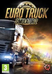 SCS Software Euro Truck Simulator 2 High Power Cargo Pack DLC (PC)