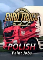 SCS Software Euro Truck Simulator 2 Polish Paint Jobs Pack (PC)