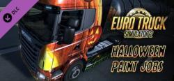SCS Software Euro Truck Simulator 2 Halloween Paint Jobs DLC (PC)
