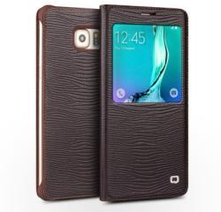 Qialino S-view Window Lizard Samsung Galaxy S6 Edge Plus